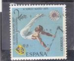 Sellos del Mundo : Europa : España :  gimnasia masculina (38)