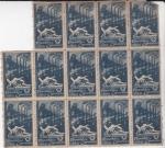 Stamps : Europe : Spain :  .Homenaje a los obreros de Sagunto (38)