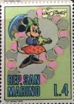 Sellos de America - San Marino -  Mimí