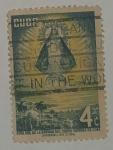 Stamps : America : Cuba :  Caridad del Cobre