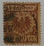 Stamps Germany -  Reich Post