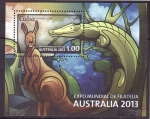 Stamps Cuba -  EXPO MUNDIAL DE FILATELIA