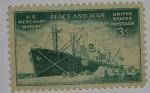 Stamps : America : United_States :  3c
