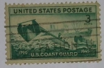 Stamps United States -  3c