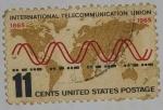 Stamps United States -  U.S 11c
