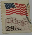 Stamps United States -  29 USA