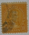 Stamps United States -  Monroe 10c