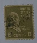 Stamps United States -  Mart?n Van Buren 8c