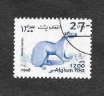 Stamps : Asia : Afghanistan :  Mi1832 - Marta