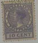 Stamps Netherlands -  Holanda 10c