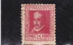 Stamps Spain -  III centenario Lope de Vega (38)