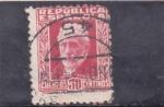 Sellos de Europa - España -  Pablo Iglesias- político (38)