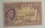 Stamps Oceania - Fiji -  Fiji 3d