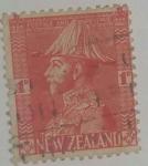 Stamps New Zealand -  Nueva Zelanda 1d