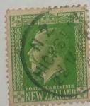 Stamps New Zealand -  Nueva Zelanda 1/2d