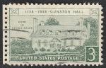 Sellos del Mundo : America : Estados_Unidos : 644 - Bicentenario de Gunston Hall