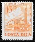Stamps Costa Rica -  Costa Rica-cambio