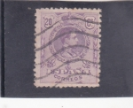 Stamps : Europe : Spain :  Alfonso XIII -Medallón (38)