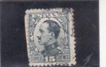 Sellos del Mundo : Europa : España :  Alfonso XIII- tipo Vaquer (38)