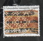 Stamps Estonia -  363 - Tapiz