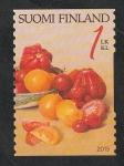 Stamps : Europe : Finland :  2386 - Legumbres