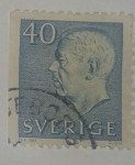 Stamps : Europe : Sweden :  40 ore