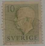Stamps Sweden -  10 ore