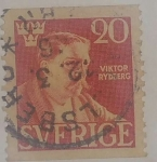 Stamps Sweden -  20 ore