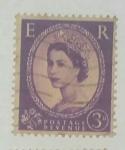 Stamps : Europe : United_Kingdom :  3d