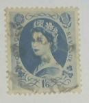 Stamps United Kingdom -  1. 1/6d