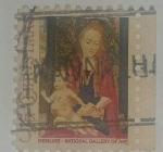 Stamps : America : United_States :  U.S chritmas 5c