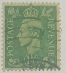 Stamps : Europe : United_Kingdom :  1. 1/2 d
