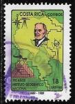 Sellos de America - Costa Rica -  Costa Rica-cambio