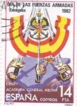 Stamps Spain -  día de las fuerzas armadas (38)
