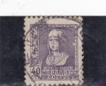 Stamps : Europe : Spain :  Isabel la Católica  (38)