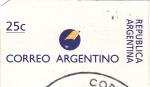 Stamps Argentina -  ATM
