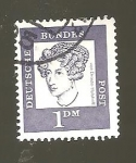 Stamps Germany -  PERSONAJE