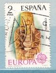 Sellos de Europa - España -  Dama Oferente (998)