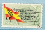 Sellos del Mundo : Europa : España : Bandera (249)