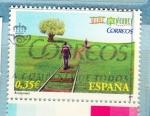 Sellos del Mundo : Europa : España : Vias verdes (1071)