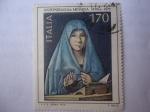 Sellos del Mundo : Europa : Italia : Virgen de la Asunción-Museo