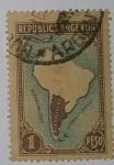 Sellos del Mundo : America : Argentina : 1 Peso