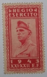 Stamps : Europe : Italy :  Benito Mussolini