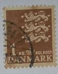 Stamps : Europe : Denmark :  Danmark 1kr