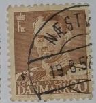 Stamps Denmark -  Danmark