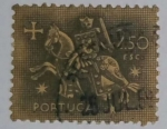 Stamps Portugal -  2.50 esc