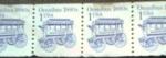de America - Estados Unidos -  Omnibus 1880s