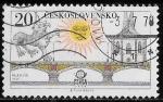 de Europa - Checoslovaquia -  Checoslovaquia-cambio