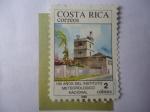 Stamps America - Costa Rica -  100 Años del Instituto Meteorológico Nacional