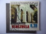 Sellos del Mundo : America : Venezuela : La Casa del Balcón - Cuatricentenario de la Ciudad de Carora, 1569-1969